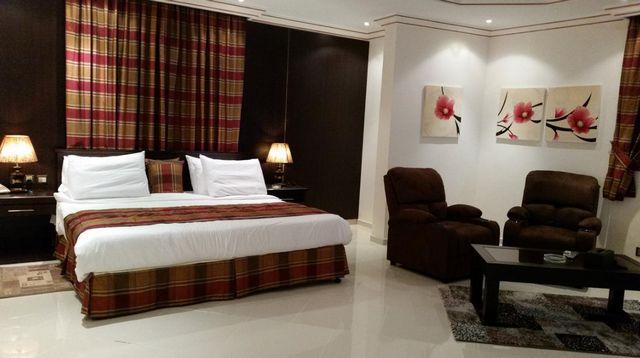 رافية الخليجية من مجموعة فنادق شارع صاري التي توفر خدمات ومرافق مُميّزة