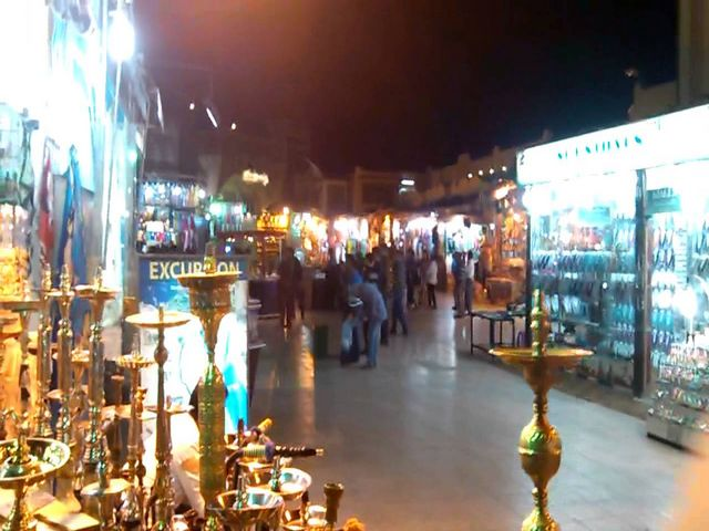 اسماء بازارات شرم الشيخ