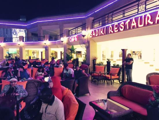 مقاهي شرم الشيخ