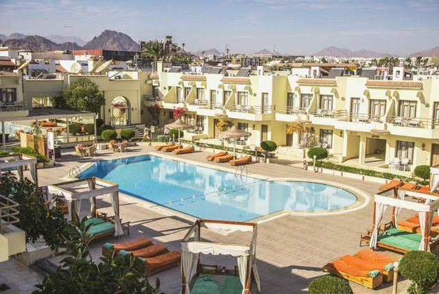 فنادق 3 نجوم شرم الشيخ