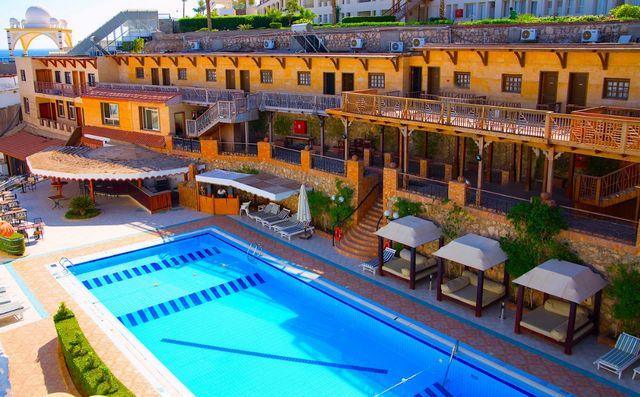فنادق 3 نجوم فى شرم الشيخ