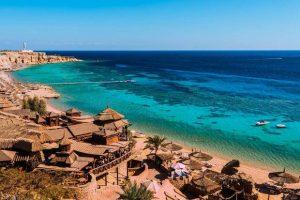 المسافة بين شرم الشيخ والغردقة