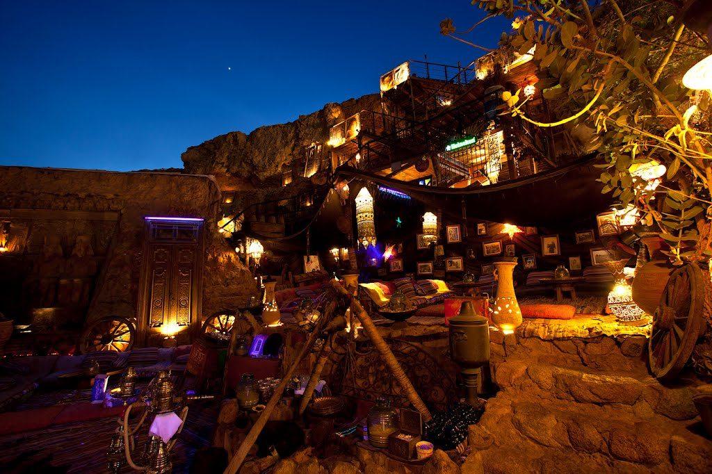 مقاهي الشيشة في شرم الشيخ