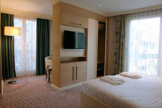 افضل الفنادق في شيشلي بتركيا