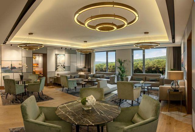 فندق سومرست ماسلاك اسطنبول
