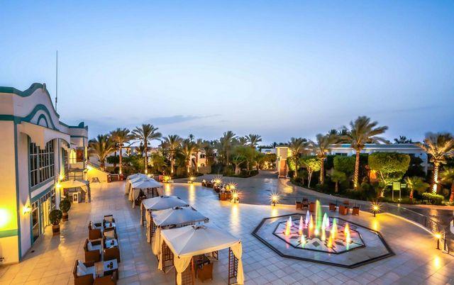 منتجع حدائق السلطان في شرم الشيخ