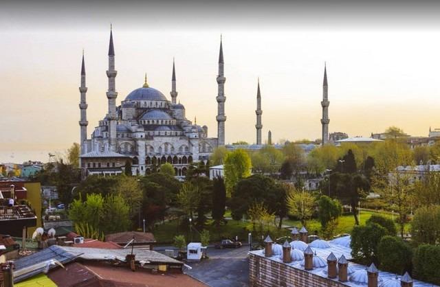 اسماء المناطق في اسطنبول
