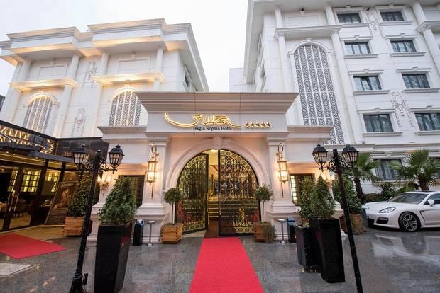 فندق ايا صوفيا