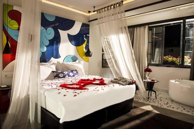 فندق آيا صوفيا اسطنبول المدينة القديمة