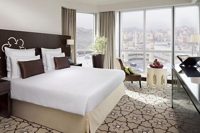 يُوفّر فندق سويس اوتيل مكه أجمل الإطلالات على الحرم المكي.