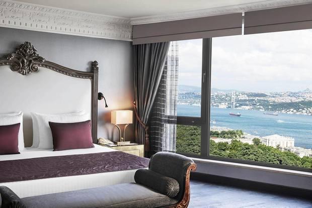 فنادق في اسطنبول تقسيم