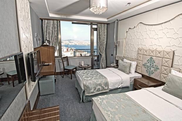 فنادق ترميا تقسيم اسطنبول