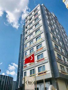 فندق ذا ليوس ريزيدنس اسطنبول