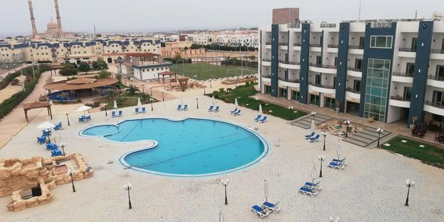 فندق توليب شرم الشيخ
