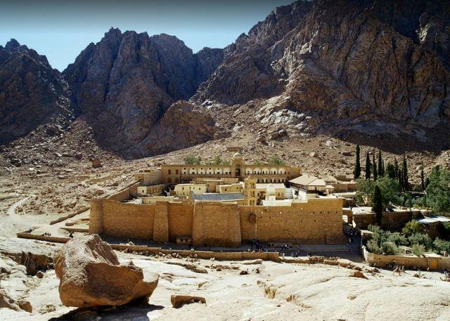 اهم الاماكن السياحية في شرم الشيخ