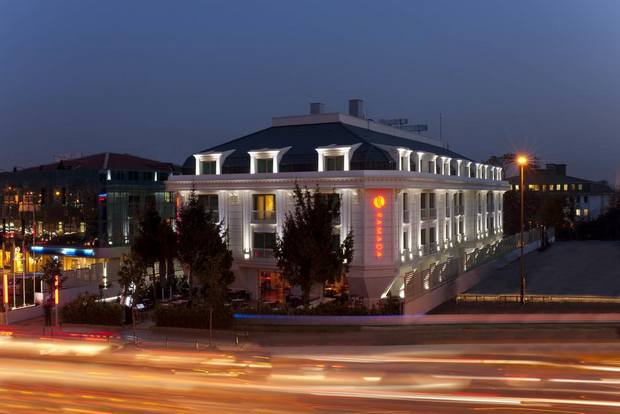 فنادق اسكودار اسطنبول تركيا