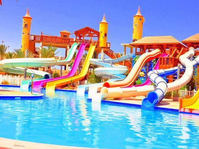مدينة الالعاب المائية شرم الشيخ