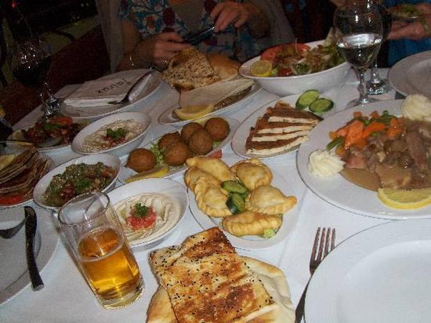 مطعم الفيروز شرم الشيخ