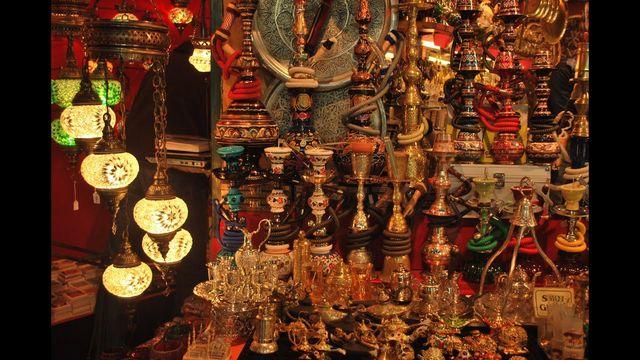 جراند بازار السلطان احمد