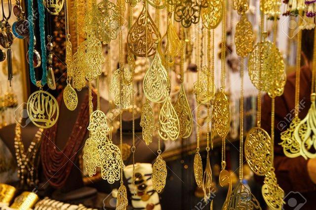سوق البازار في اسطنبول