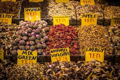 السوق المسقوف اسطنبول