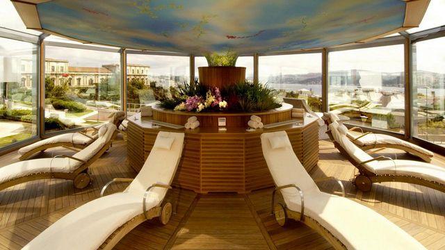 فندق الانتركونتننتال اسطنبول تقسيم