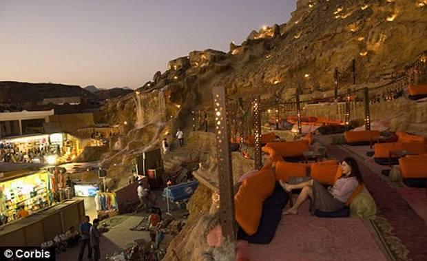 سوق القديم شرم الشيخ