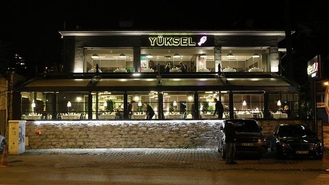 مطاعم منطقة ترابيا اسطنبول