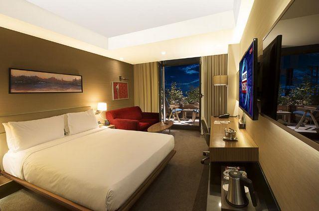 فنادق في منطقة امينونو في اسطنبول