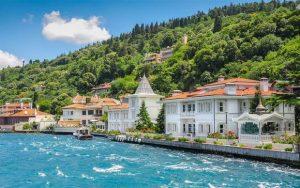 جزيرة الأميرات داخل اسطنبول
