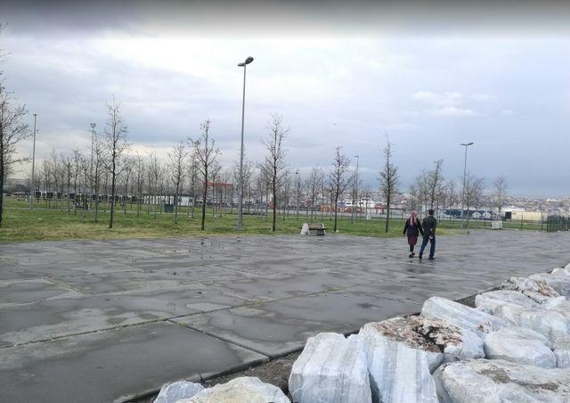 اكسراي منتزه تركمنستان