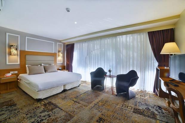 موقع فندق اول سيزون اسطنبول