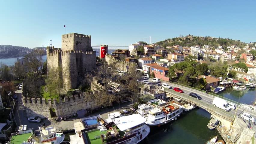 قلعة أناضول