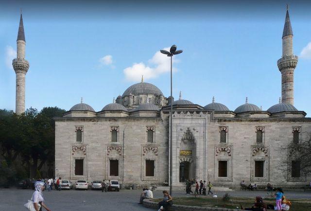 منطقة بايزيد في اسطنبول