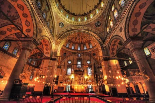 منطقة بيازيت في اسطنبول