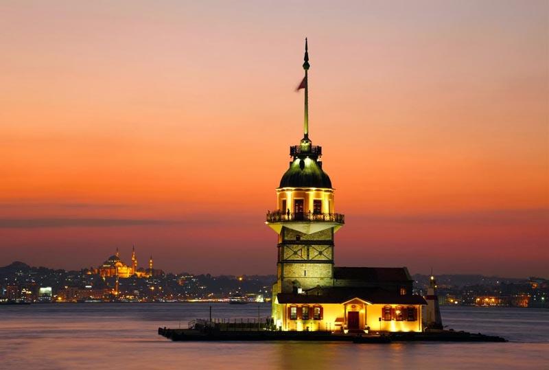 البسفور اسطنبول