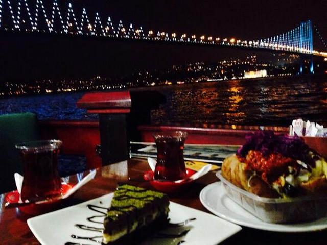 بوسفور اسطنبول