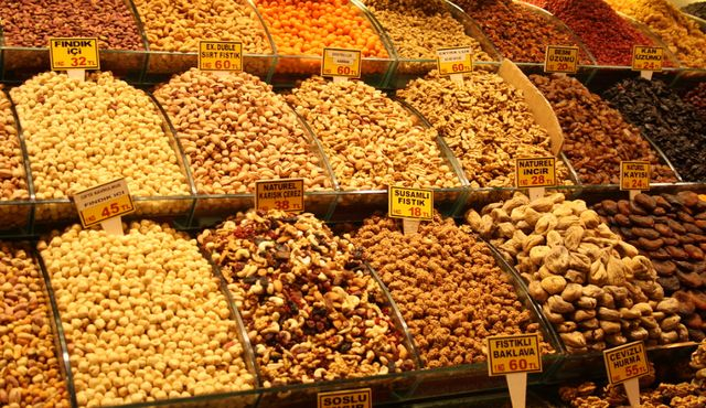 سوق المصري في اسطنبول