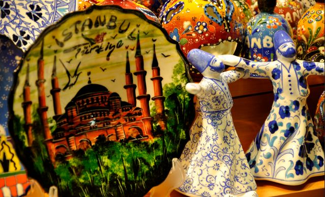 البازار المصري في اسطنبول