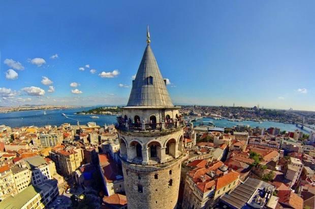 غالاتا اسطنبول