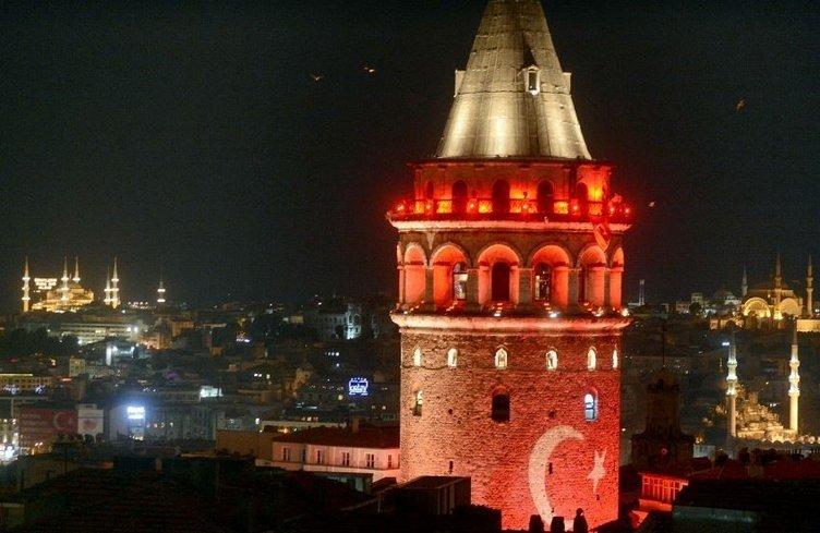 برج غلاطة اسطنبول