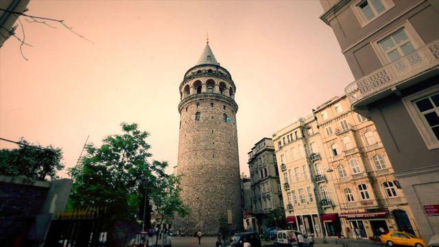 برج غلاطة