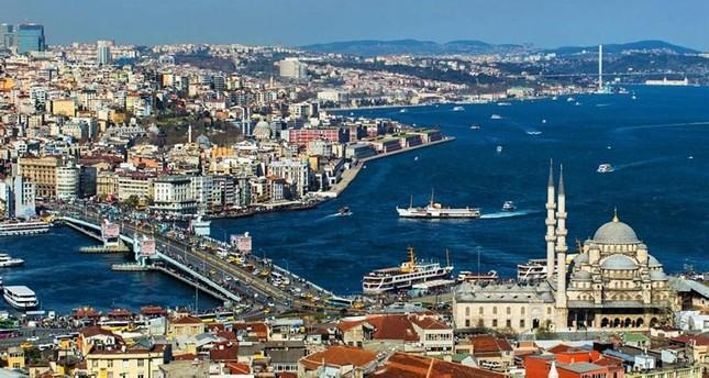 اين تذهب في اسطنبول مساء