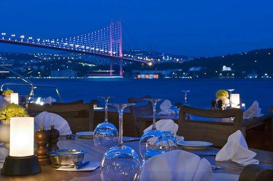 افضل كافيهات اسطنبول و مقاهي اسطنبول على البسفور