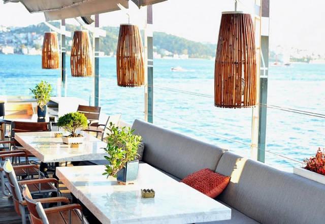 اهم المطاعم في اسطنبول
