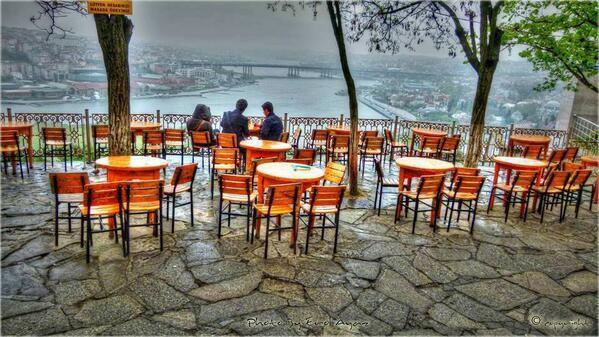 كافيهات اسطنبول