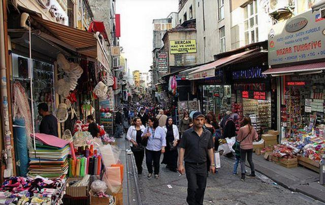 اسواق في اسطنبول