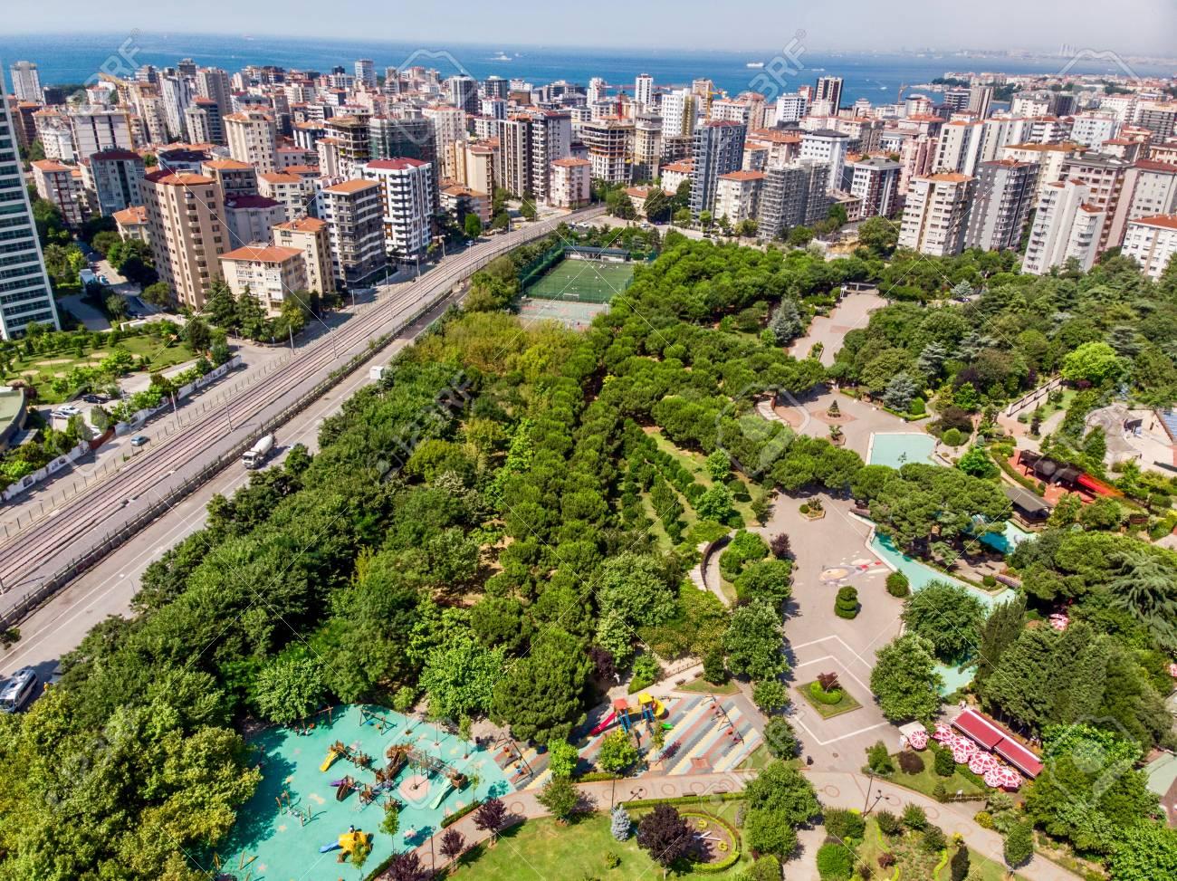 منطقة كاديكوي في اسطنبول