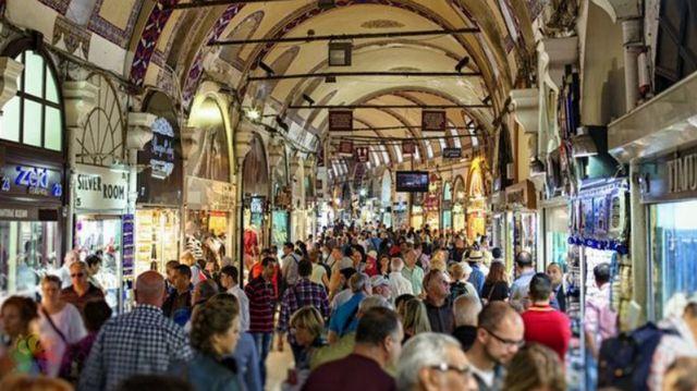 سوق اسطنبول الشعبي