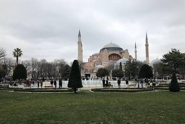 تركيا جزيرة الاميرات